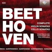 Quintessence Beethoven: Complete Violin Sonatas & Cello Sonatas