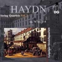 Haydn: String quartets v. 3