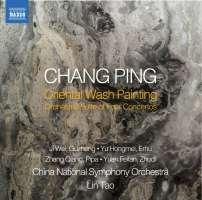 Ping: Oriental Wash Painting