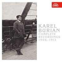 Karel Burian - Complete Recordings 1906–1913