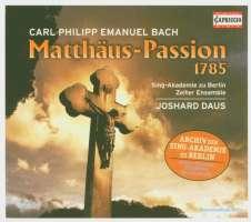 Bach: Matthaus passion BWV 244 ( St Matthew Passion )