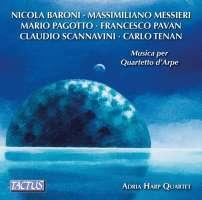 Music for Harp Quartet