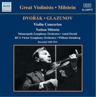 Dvorak / Glazunov: Violin Concertos