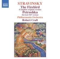 STRAVINSKY: The Firebird, Petrushka