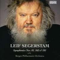 Segerstam: Symphonies 81 , 162 , 181