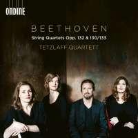 Beethoven: String Quartets Nos. 15 & 13