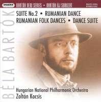 Bartok: Suite no 2, Rumanian Dance