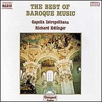 The Best of Baroque Music: Bach, Telemann, Vivaldi, Corelli, Handel, Marcello