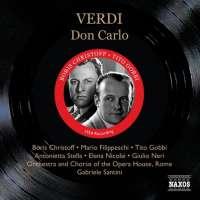 Verdi: Don Carlo, 1954