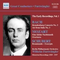 Great Conductors - FURTWÄNGLER Vol. 1