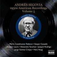 SEGOVIA - American recordings Vol. 5