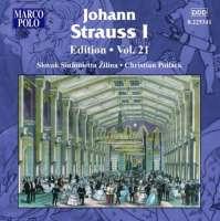 Strauss I: Edition Vol. 21