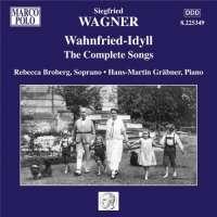 WAGNER Siegfried: Wahnfried-Idyll