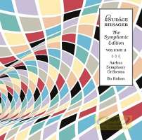 Riisager: The Symphonic Edition Vol. 2