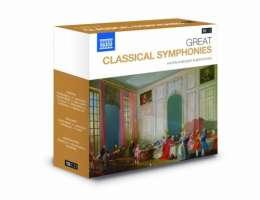 GREAT CLASSICAL SYMPHONIES (10 CD)
