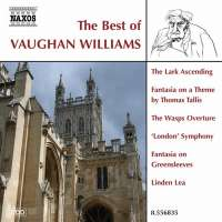 THE BEST OF VAUGHAN WILLIAMS / 8.556835