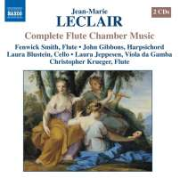 Leclair- Complete Flute Chamber Music