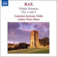 Violin Sonatas Nos. 1 & 3 / 8.557540