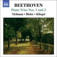 Beethoven Ludwig van - Piano Trios Vol. 2