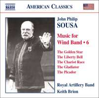 Sousa: Music for Wind Band Vol. 6
