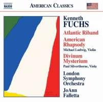 Fuchs Kenneth: Altantic Riband, American Rhapsody, Divinum Mysterium