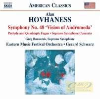 Hovhaness: Symphony No. 48 'Vision of Andromeda'