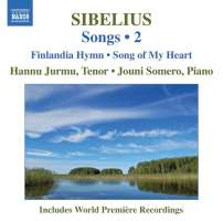 Sibelius: Songs Vol. 2