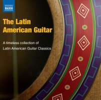 The Latin American Guitar - Lauro, Cardoso, Brouwer, Villa-Lobos, Pons, Piazzolla i inni (2 CD)