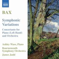 Bax: Symphonic Variations, Concertante for Piano