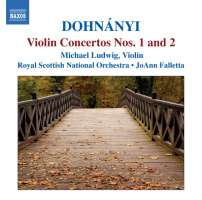 Dohnanyi: Violin Concertos Nos. 1 & 2