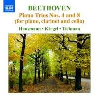 Beethoven: Piano Trios Vol. 4 - Nos. 4 & 8