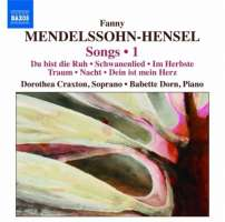 Fanny: Songs Vol. 1