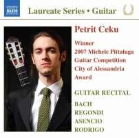 Guitar Recital - Bach, Regondi
