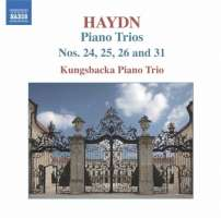 Haydn: Piano Trios • 1 - Nos. 24, 25, 26 & 31