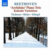 Beethoven: Piano Trios Vol. 5 - Archduke Piano Trio, Kakadu Variations