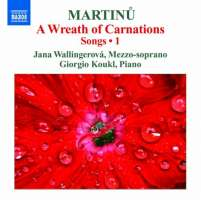 Martinu: Songs Vol. 1