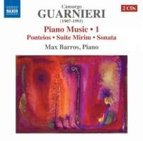 Mozart Camargo Guarnieri: Piano Music Vol. 1