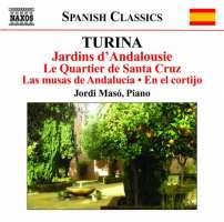 Turina: Piano Music • 8 - Jardins d'Andalousie, Le Quartier de Santa Cruz