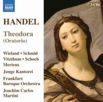 Handel: Theodora, Oratorio