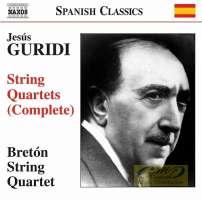 Guridi: String Quartets Nos. 1 & 2