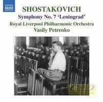 "Shostakovich: Symphony No. 7 ""Leningrad"""