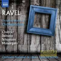 Ravel: Orchestral Works Vol. 3 - Orchestrations, mi.in. Obrazki z wystawy