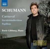 Schumann: Carnaval, Davidsbündlertänze, Papillons