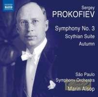 Prokofiev: Symphony No. 3, Scythian Suite, Autumn