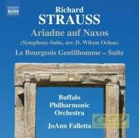 Strauss: Ariadne auf Naxos (Symphony-Suite) Le Bourgeois Gentilhomme
