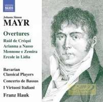 Mayr: Overtures