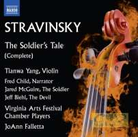 Stravinsky: The Soldier's Tale (Complete)