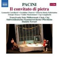 Pacini: Il convitato di pietra (world premiere recording)