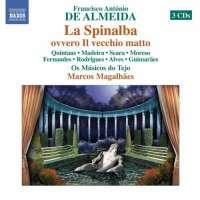 Almeida: La Spinalba ovvero Il vecchio matto