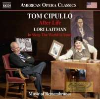 Cipullo; After Life; Laitman, Lori: In Sleep The World Is Yours